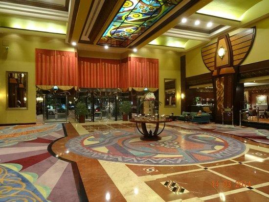 Al Raha Beach Hotel : Lobby
