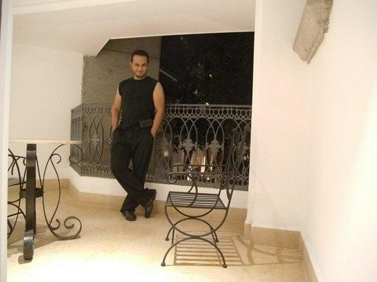 Presidente InterContinental Puebla: Balcon