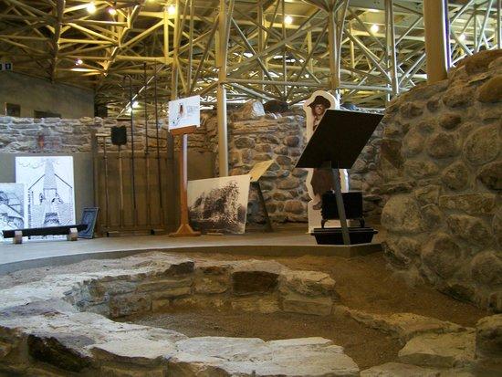 Forges du Saint-Maurice : Le Haut Fourneau, Les Forges de Saint-Maurice