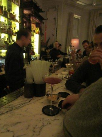 Artesian: good bar scene