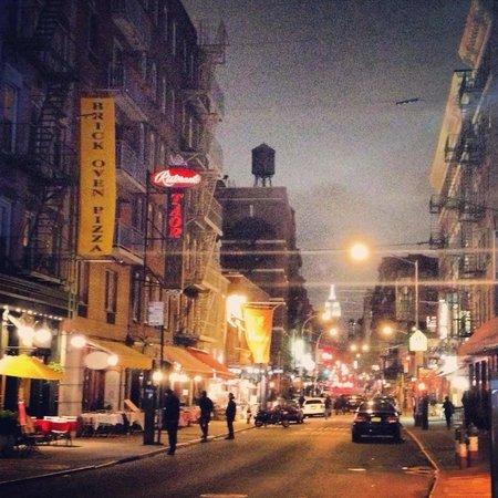 Giovanna's: Mulberry street