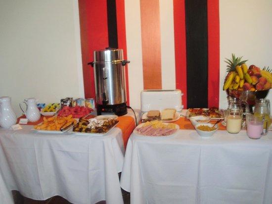 Los Muelles Boutique Hotel: desayuno