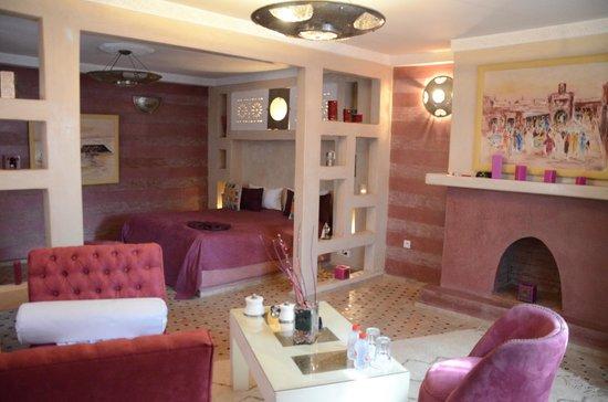 Riad Turquoise: Suite