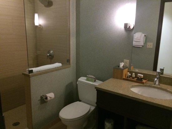 Hotel Skyler: Bathroom