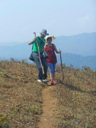 Periyar Tiger Reserve : Be careful while trekking