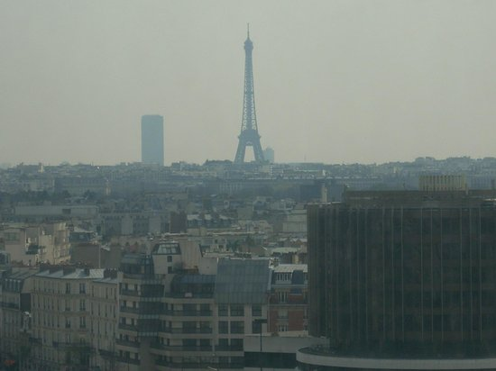 Novotel Paris La Defense : View from room