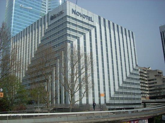 Novotel Paris La Defense: hotel
