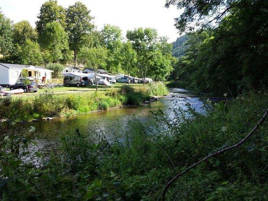 Camping Kohnenhof : Camping vanaf Duitsland