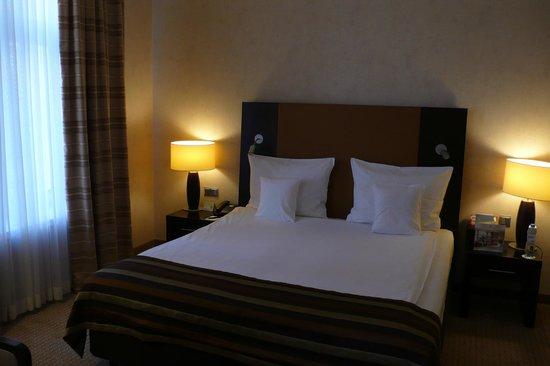 Polonia Palace Hotel: Camera da letto