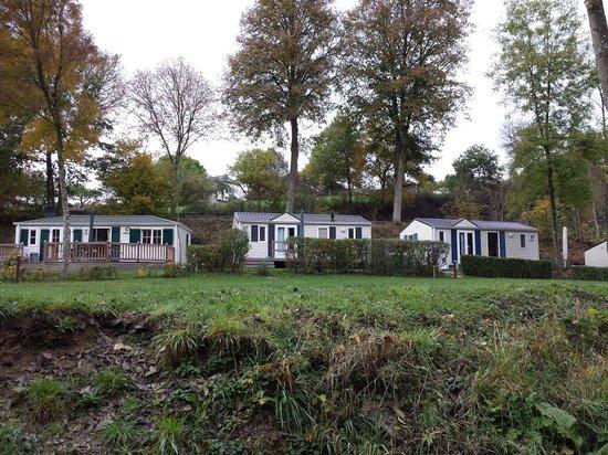 Camping Kohnenhof : Mobile home's