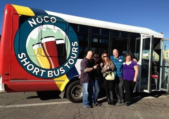 NoCo Short Bus Tours : Celebrate a milestone with us and friends!