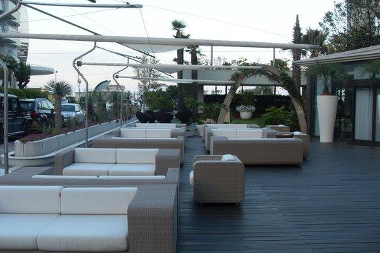 Hotel Le Palme: У отеля