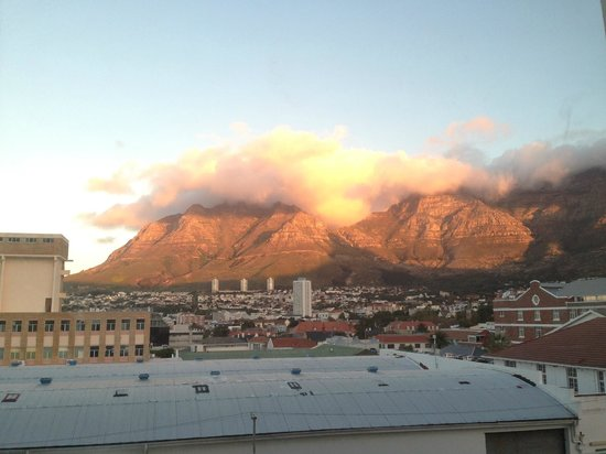 Protea Hotel Fire & Ice! by Marriott Cape Town: great view of table mountain