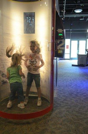 Discovery Gateway Children's Museum: hurricane!