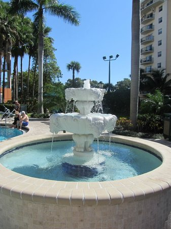 Wyndham Palm-Aire : Resort grounds