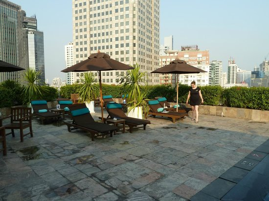 Park Plaza Sukhumvit Bangkok: Über den Dächern von Bangkok