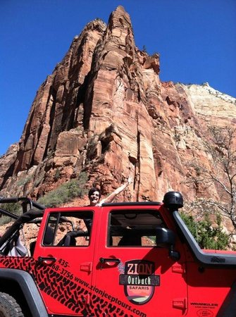 Zion Outback Safaris: Jeep Safari durch Zion Canyon