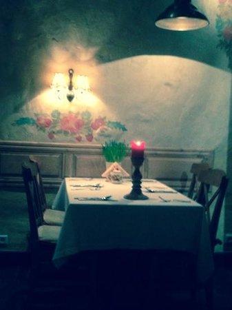 Miod Malina: lovely restaurant