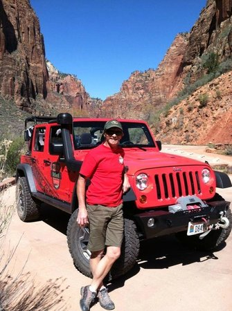 Zion Outback Safaris: Offroad in Zion Canyon