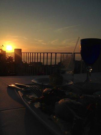 Vista Grill: Sunset