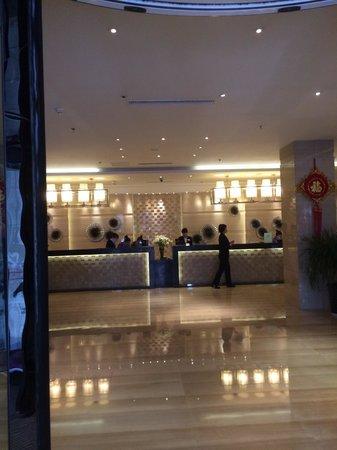 Zhengxingyuan Hotel: Blick in die Lobby