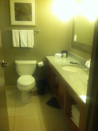 The Westin Las Vegas Hotel & Spa: Bathroom in Room 336