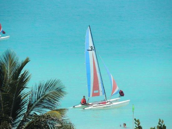 Memories Paraiso Beach Resort : View
