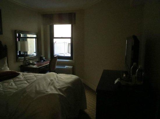 Omni Parker House: Room 305