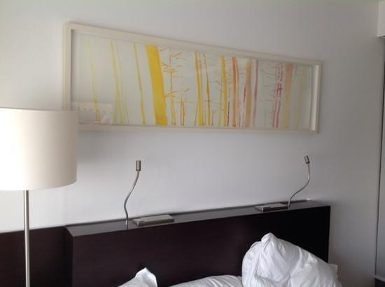VIP Grand Lisboa Hotel & Spa: cabecero