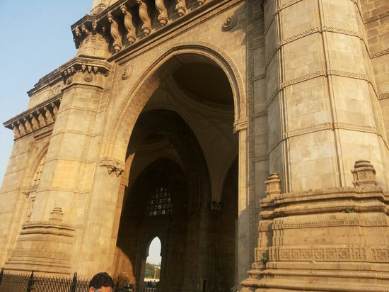 Gateway of India: Gate view