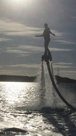 Jet Extreme: flyboard