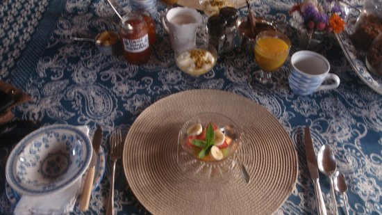 Narnia Farm Guest House: Breakfast