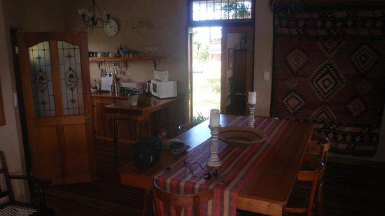 Narnia Farm Guest House: Living area