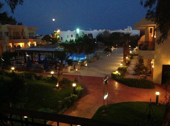 Sierra Sharm El Sheikh : Ночь