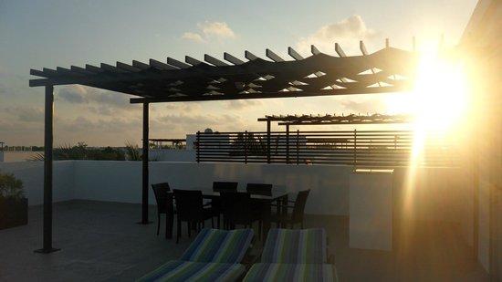 Azul Beach Resort The Fives Playa Del Carmen : sky suite