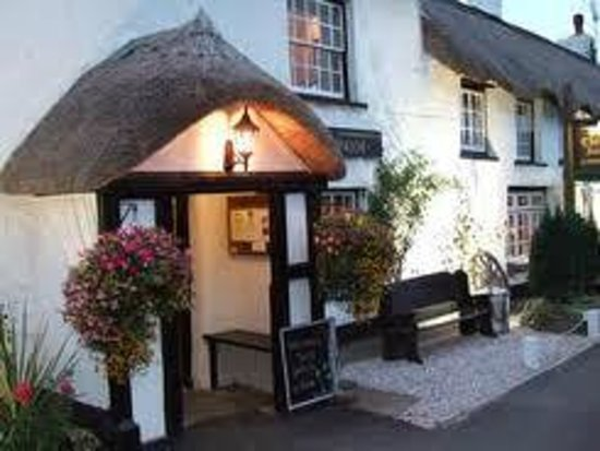 The Old Thatch Inn: A warm welcome awaits you and your four legged friend.