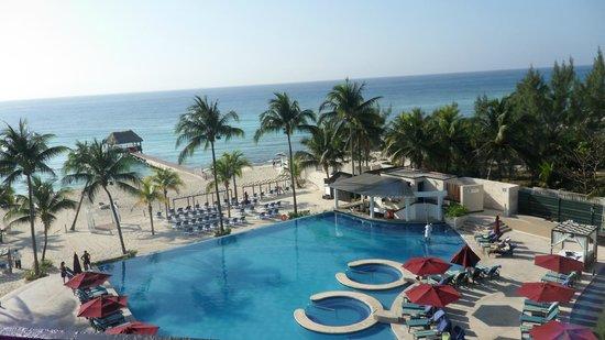 Azul Beach Resort The Fives Playa Del Carmen : beach pool