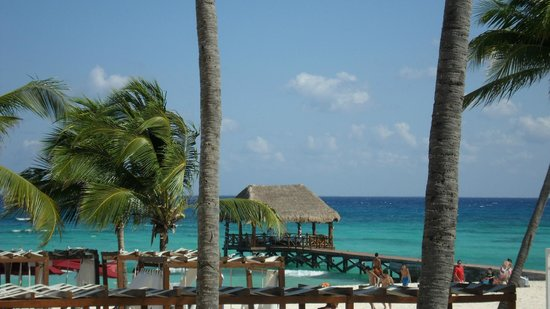 Azul Beach Resort The Fives Playa Del Carmen : beach