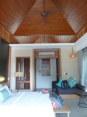 Mandarava Resort and Spa : Unser Zimmer