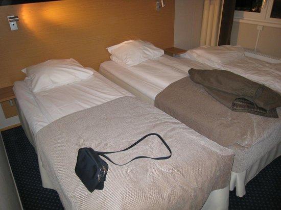 """Anker Hotel: Habitación """"Triple"""""""