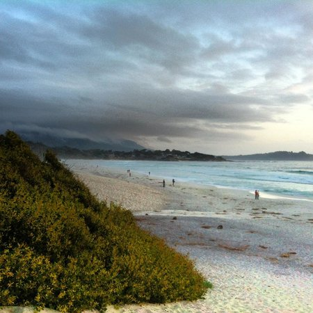 Carmel City Beach / Carmel River Beach: Carmel Beach