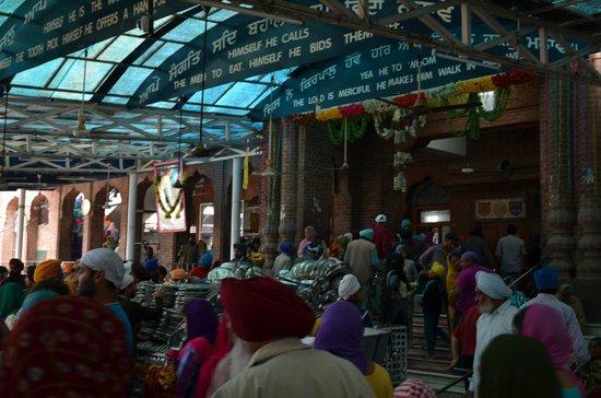 Guru-Ka-Langar: Entrance to Langar
