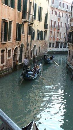 Ente Gondola: gondola ride