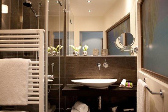 Hotel TraumRaum: Badezimmer