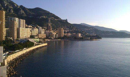 Fairmont Monte Carlo: Great View