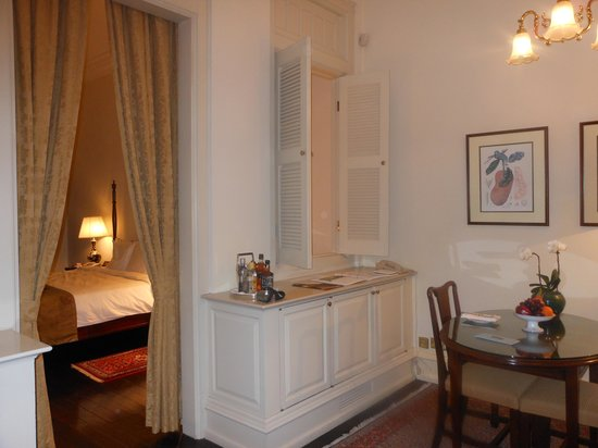 Raffles Hotel Singapore: Courtyard Suite 256