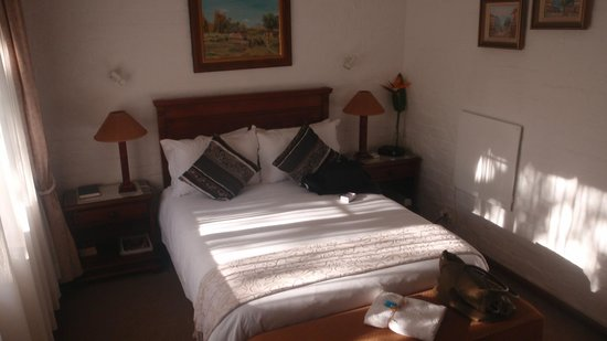Le Roux's Guest House: Main room