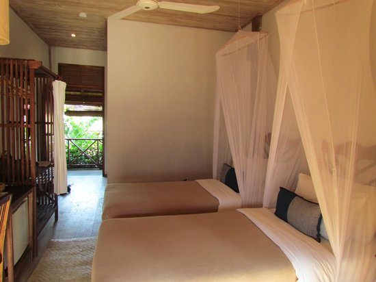 My Dream Boutique Resort: our twin room
