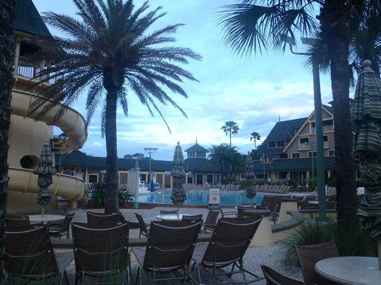 Disney's Vero Beach Resort : pool view