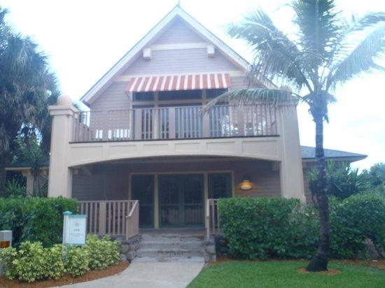 Disney's Vero Beach Resort: 3 bed house on property